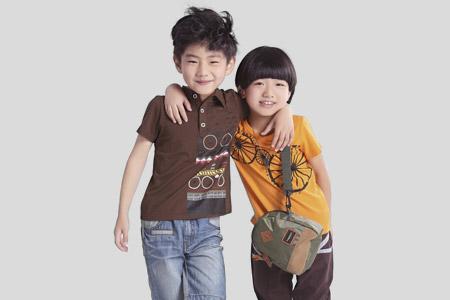 مدل لباس دخترانه و پسرانه I Happy Kids 19