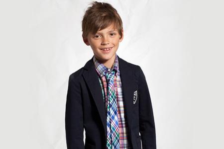 مدل لباس دخترانه و پسرانه Gant 19