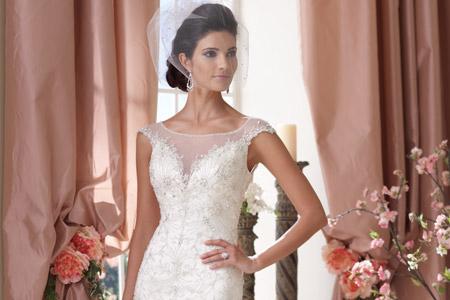 مدل لباس عروس David Tutera 19