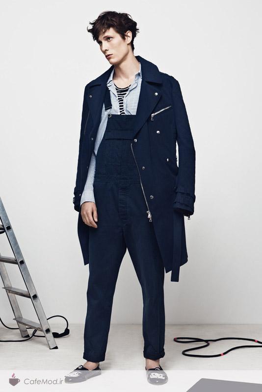 سری دوم مدل لباس Balmain