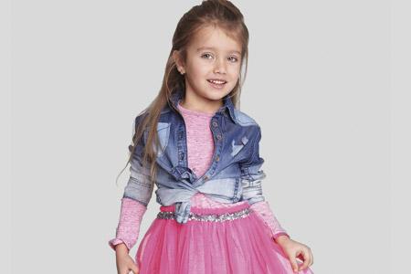 مدل لباس دخترانه Chipie 19