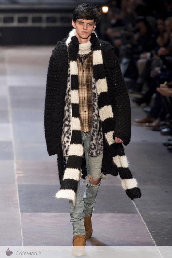 لباس مردانه زمستان/پاییز 2014-2013 SAINT LAURENT
