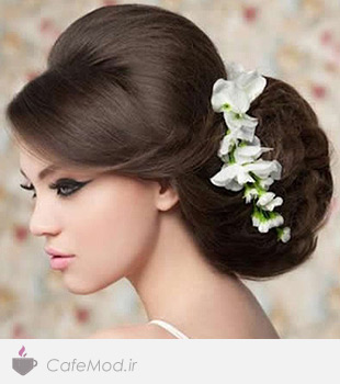 مدل مو عروس