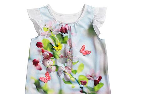 ست لباس دخترانه بهار/تابستان H&M 1