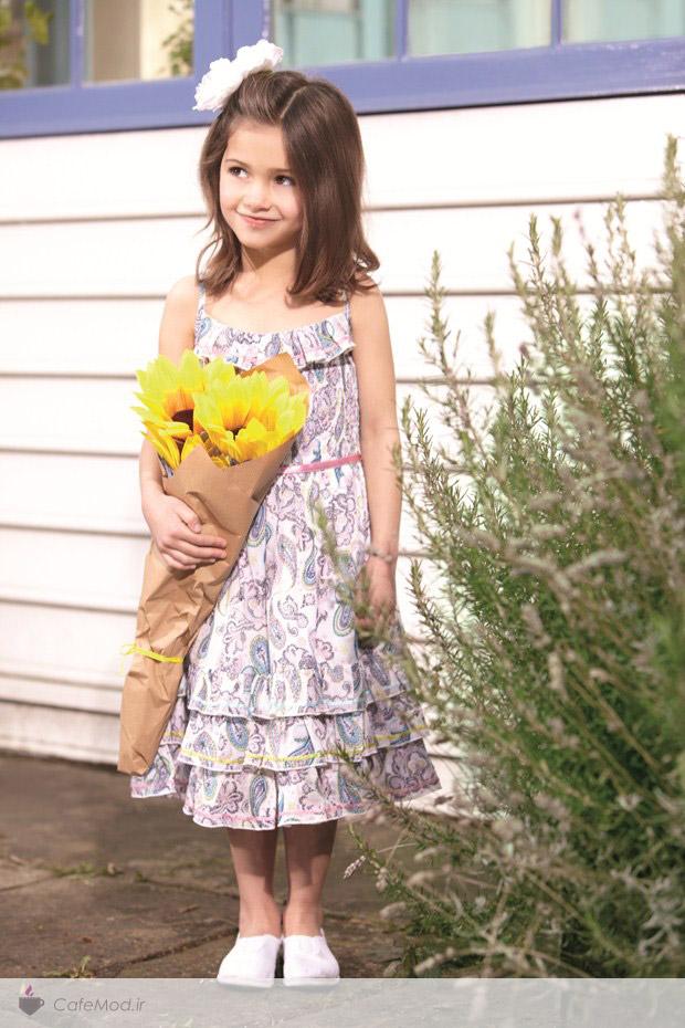 لباس دخترانه Laura Ashley