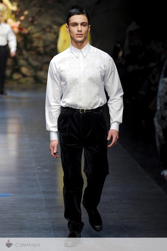 مدل لباس سری اول DOLCE & GABBANA