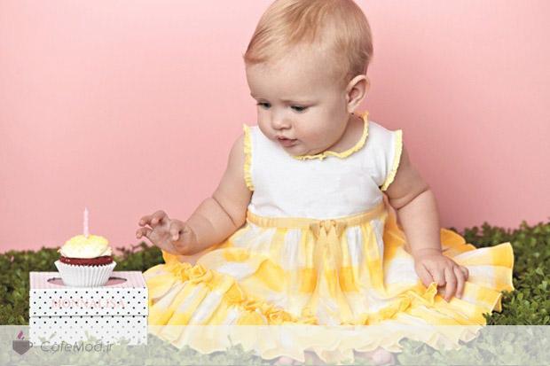 لباس نوزادی Monnalisa Bebe