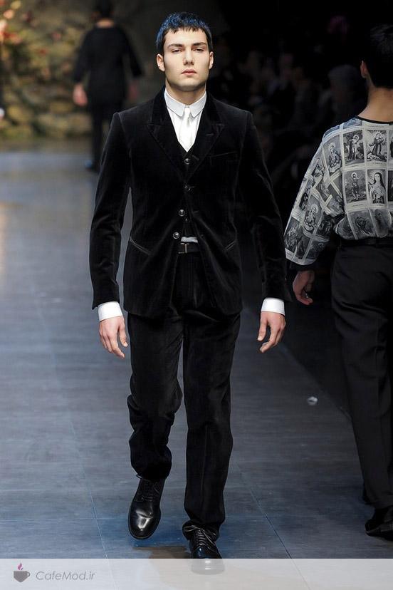 مدل لباس سری دوم DOLCE & GABBANA