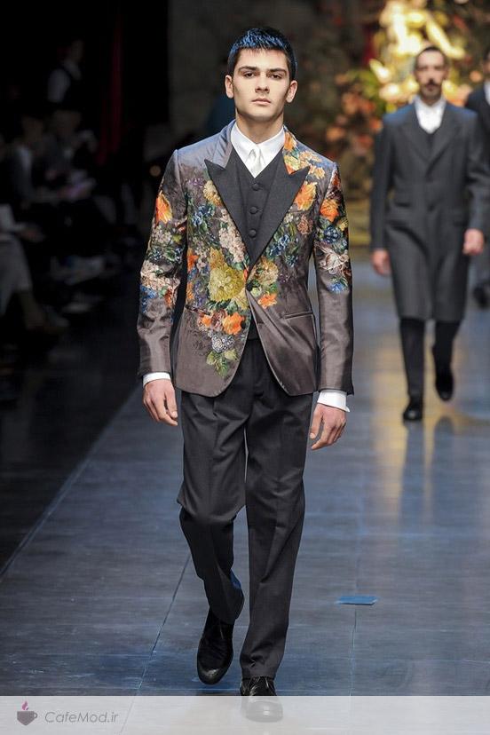 مدل لباس سری سومDOLCE & GABBANA