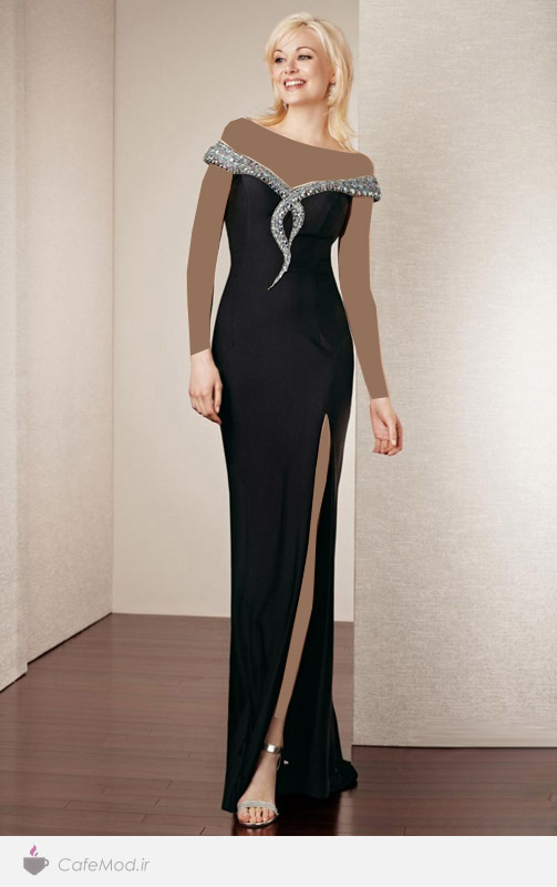 مدل لباس مجلسی زنانه