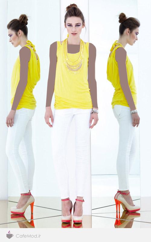 مدل 2014 لباس زنانه