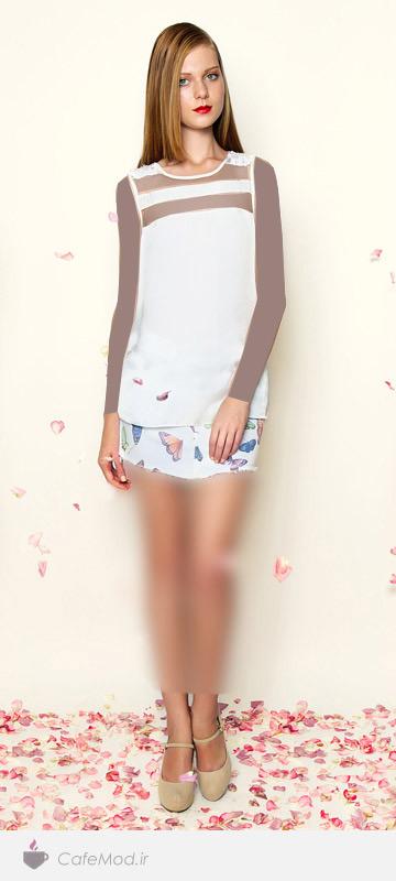 مدل لباس مجلسی اسپرت