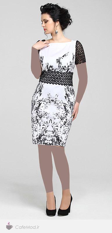 مدل لباس مجلسی زنانه 2015 از برند روسی Gizart