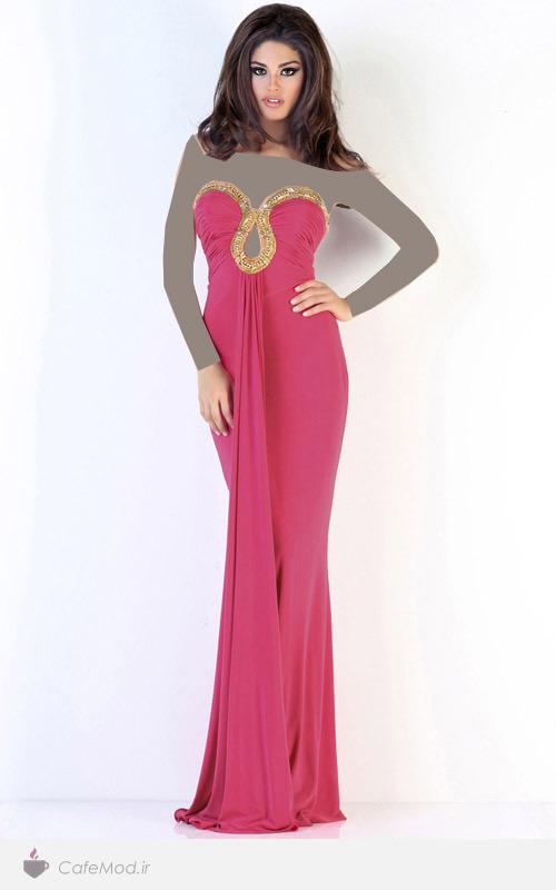 مدل لباس شب