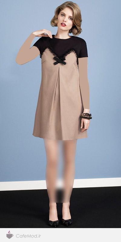 مدل لباس زنانه Paule Ka
