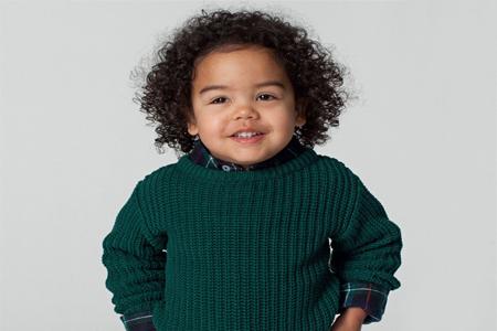 مدل لباس بچه گانه american apparel 1