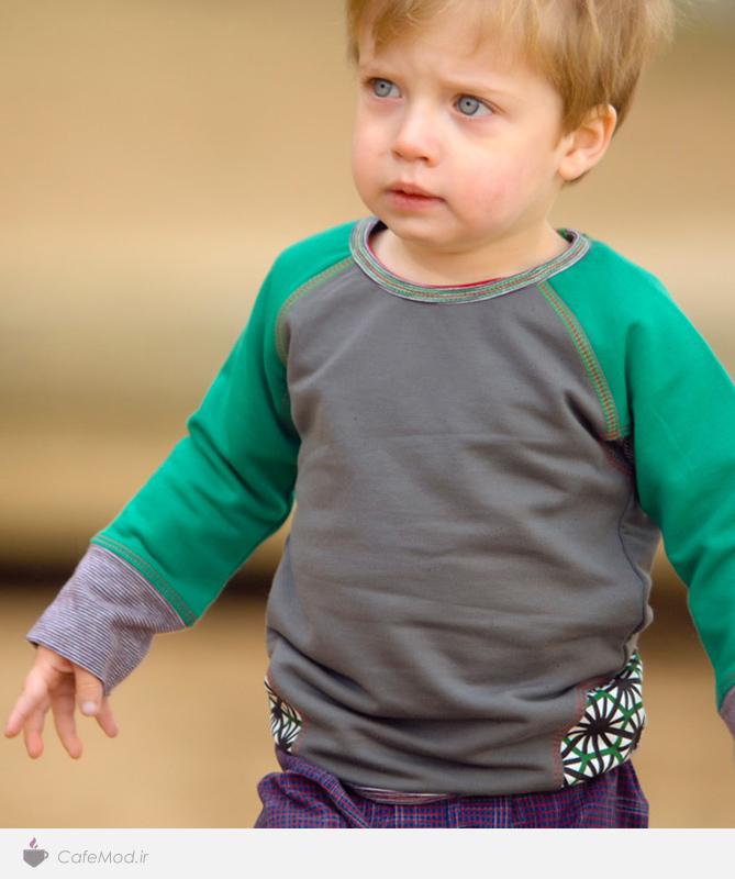 مدل لباس بچه گانه oishi-m