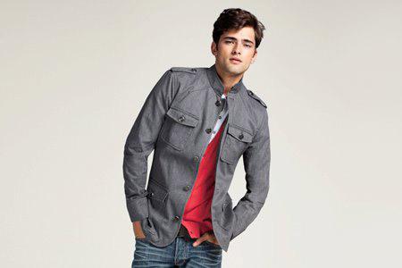 مدل لباس مردانه H&M 10