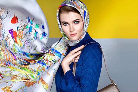 مدل روسری Aker 10