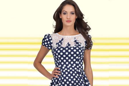 مدل لباس مجلسی کوتاه دخترانه