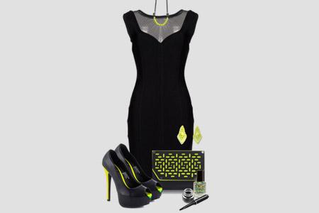 مدل ست کردن لباس زنانه  10