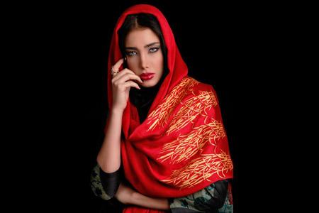 مدل شال زنانه RK Design 10