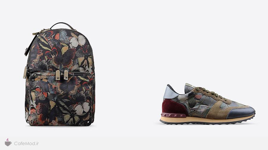 مدل کیف و کفش مردانه