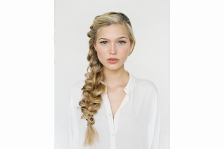 آموزش بافت موی رمانتیک 1