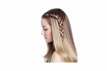 آموزش بافت موی یک طرفه 1