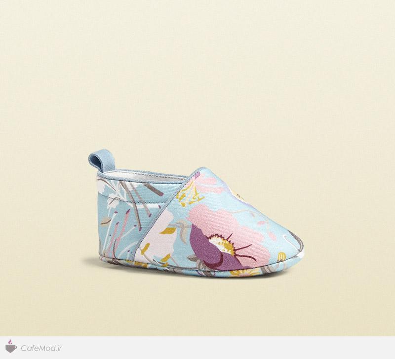 مدل کفش نوزادی دخترانه