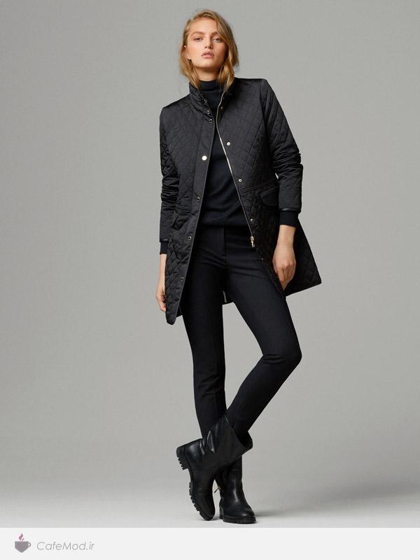 مدل لباس زنانه پاییزه زمستانه 2014