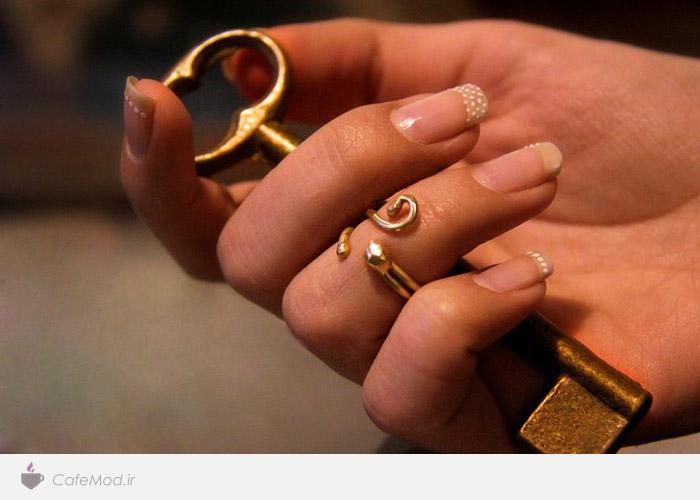 مدل زیورآلات دست ساز Shirin