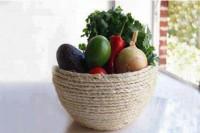 آموزش ساخت سبد میوه و گل