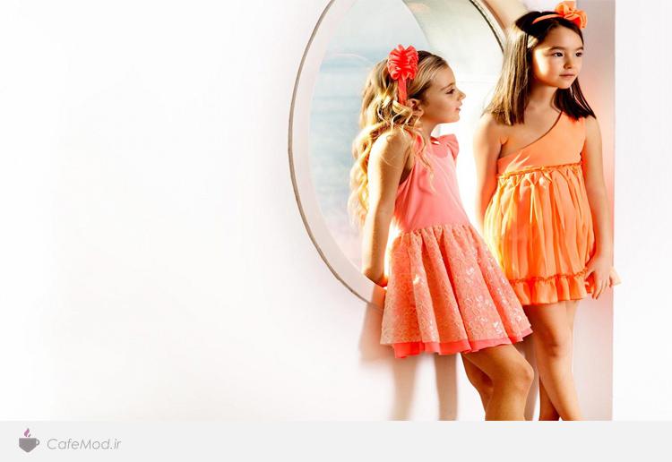 مدل لباس دخترانه و پسرانه B&G