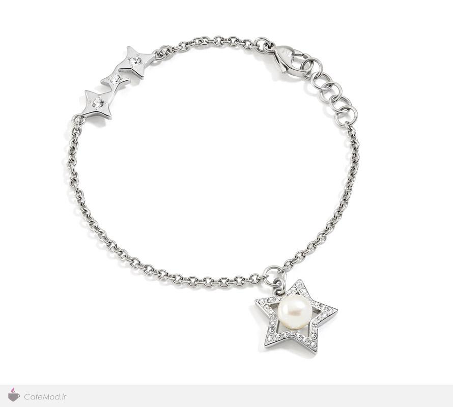 مدل دستبند طرح ستاره