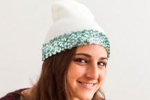 سه روش تزئین و تغییر کلاه بافتنی