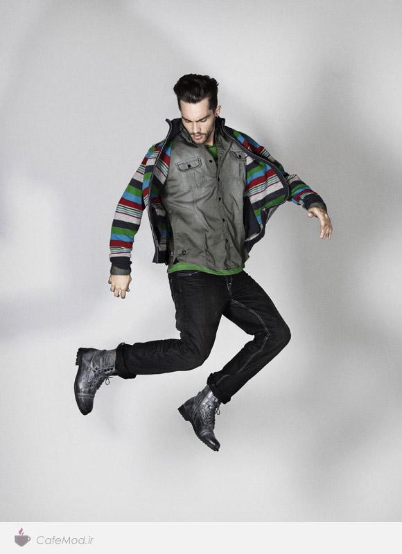مدل لباس مردانه Frank Q