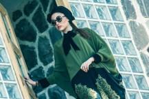 مدل مانتو و پالتو برند ایرانی دوهه