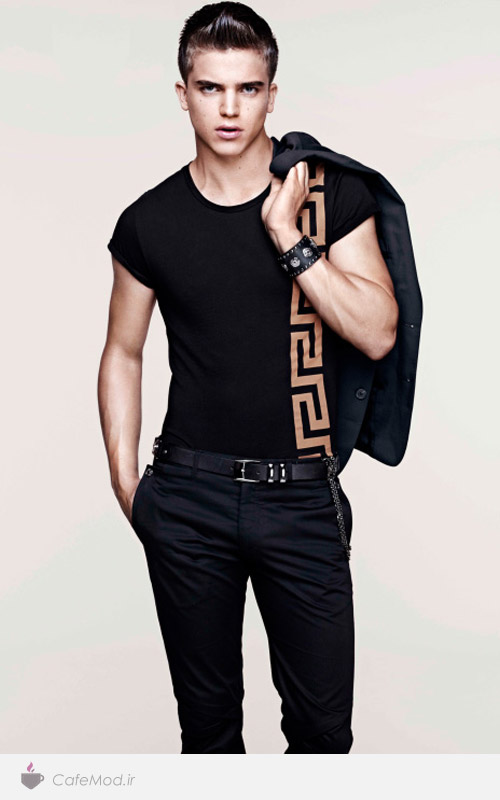 مدل لباس مردانه ورساچی