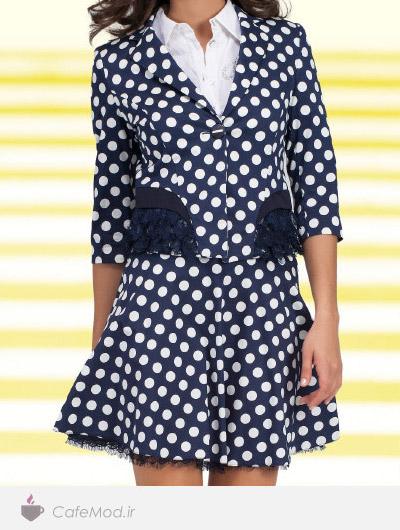 مدل لباس کوتاه زنانه