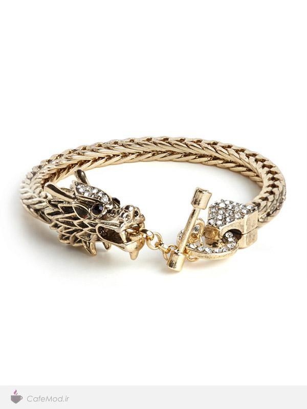 مدل دستبند فشن