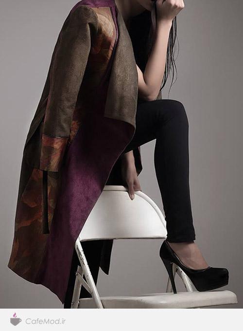 مدل مانتو ایرانی آپامه