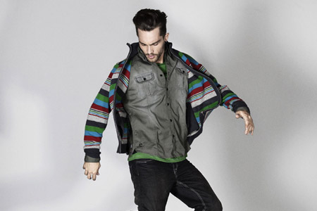 مدل لباس مردانه Frank Q 9
