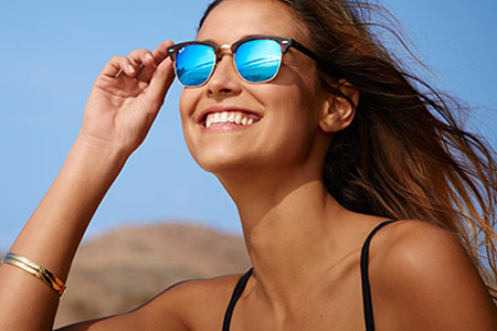 مدل عینک آفتابی ریبن 9