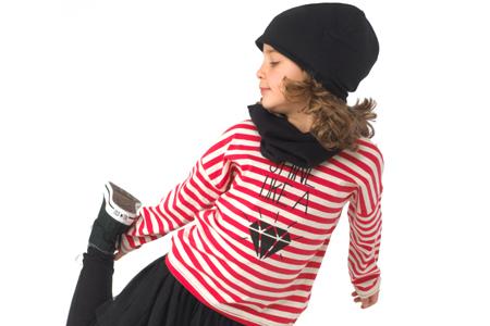 مدل لباس دخترانه اسپورت VER TODO 12