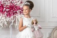 مدل لباس عروس بچگانه