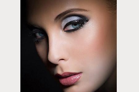 آموزش تصویری آرایش عروس 1