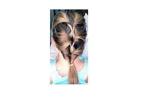 آموزش بافت موی طبقه ای 3