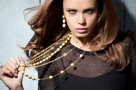 مدل طلا و جواهرات Chimento 10