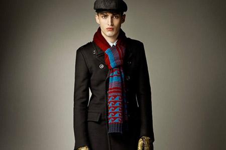 مدل لباس مردانه Burberry 10